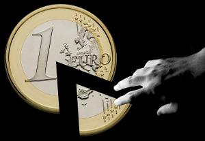 Posíbel roubo ao abandonarmos o euro
