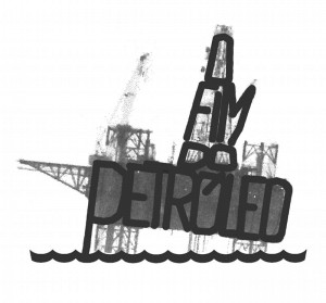 Ilustración para capa do caderno 'O fim do petróleo'
