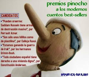 Premios Pinocho