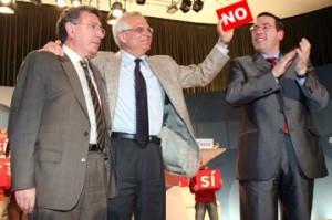 Borrell admite graves carencias en la Constitución Europea