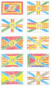 Confederación Ibérica (bocetos)