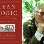 Capa do libro e fotografía de David Fleming